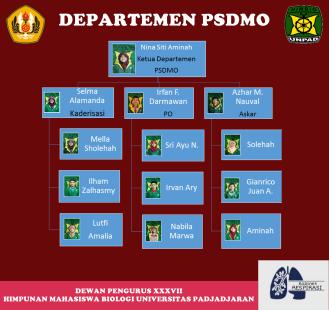 Departemen PSDMO DP XXXVII